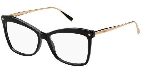Max Mara Damen Brille » MM 1288«, schwarz, 06K - schwarz