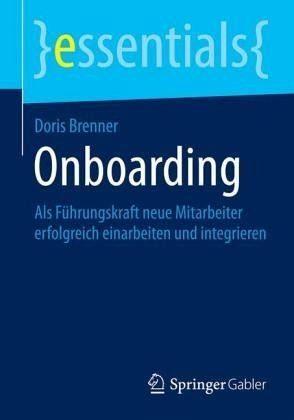Broschiertes Buch »Onboarding«