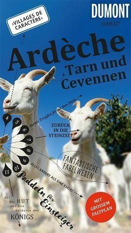 Broschiertes Buch »DuMont direkt Reiseführer Ardeche, Tarn und...«