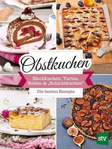 Broschiertes Buch »Obstkuchen«