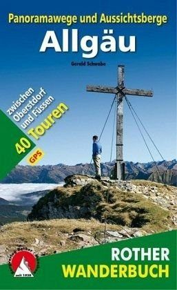 Broschiertes Buch »Panoramawege und Aussichtsberge Allgäu«