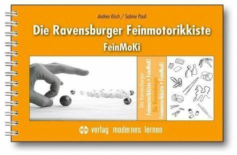 Broschiertes Buch »Die Ravensburger Feinmotorikkiste«