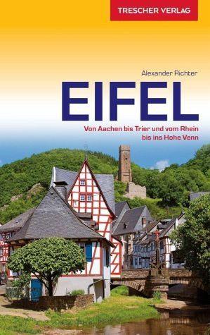 Broschiertes Buch »Reiseführer Eifel«