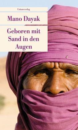 Broschiertes Buch »Geboren mit Sand in den Augen«