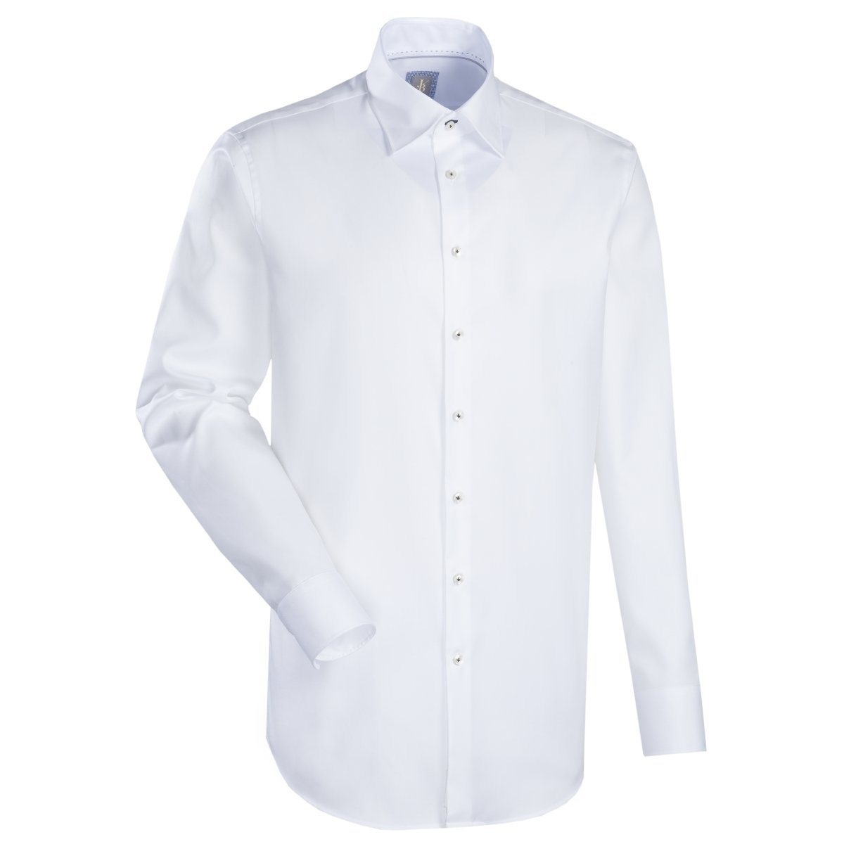 Jacques Britt Businesshemd »Custom Fit« Under Button Down Kragen