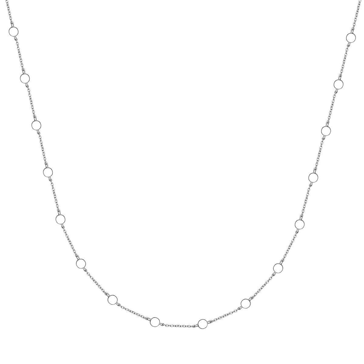 Glanzstücke München Gliederkette »A1362«, aus Sterling Silber