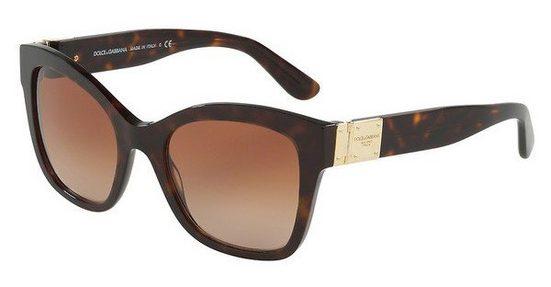 DOLCE & GABBANA Damen Sonnenbrille »DG4309«