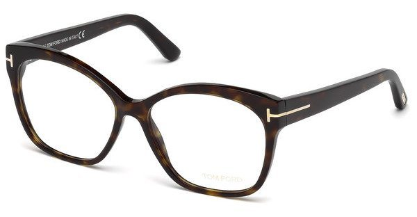 tom ford damen brille ft5435 cat eyef rmige. Black Bedroom Furniture Sets. Home Design Ideas