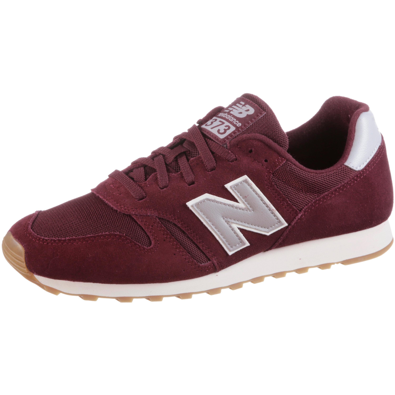 New Balance ML373 Sneaker online kaufen  dunkelrot-weiß