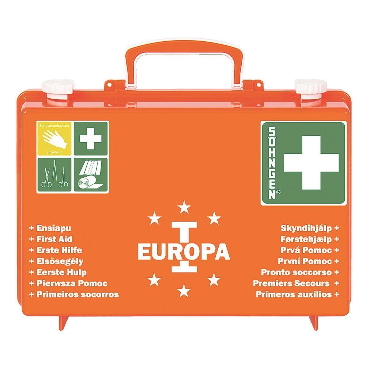 SOEHNGEN Erste Hilfe Koffer »EUROPA I«