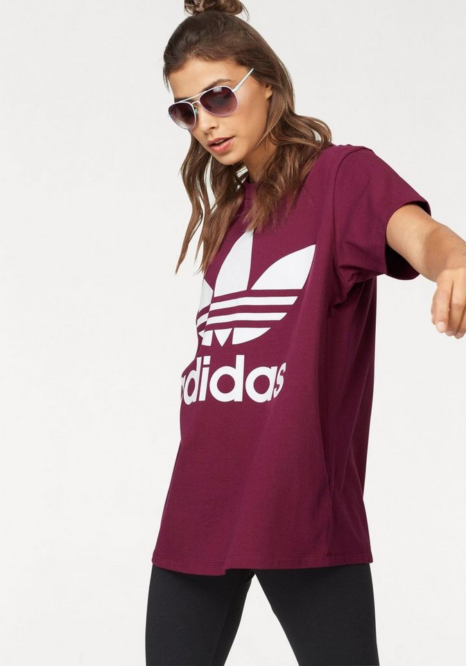 885b7894ecb1 adidas Originals T-Shirt »BIG TREFOIL TEE« kaufen   OTTO