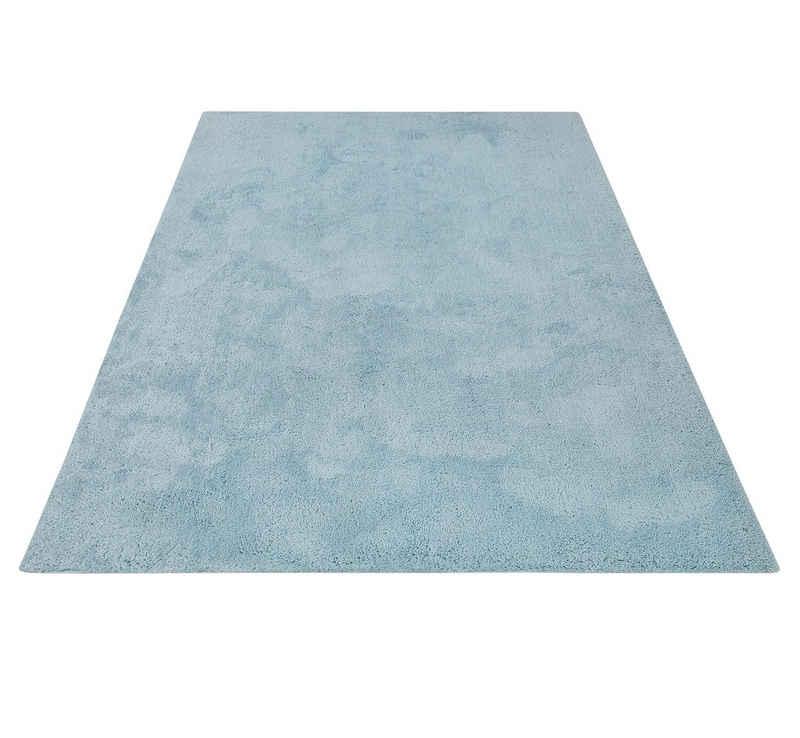 Teppich »Taruk«, andas, rechteckig, Höhe 20 mm, Pastell-Farben, Wohnzimmer