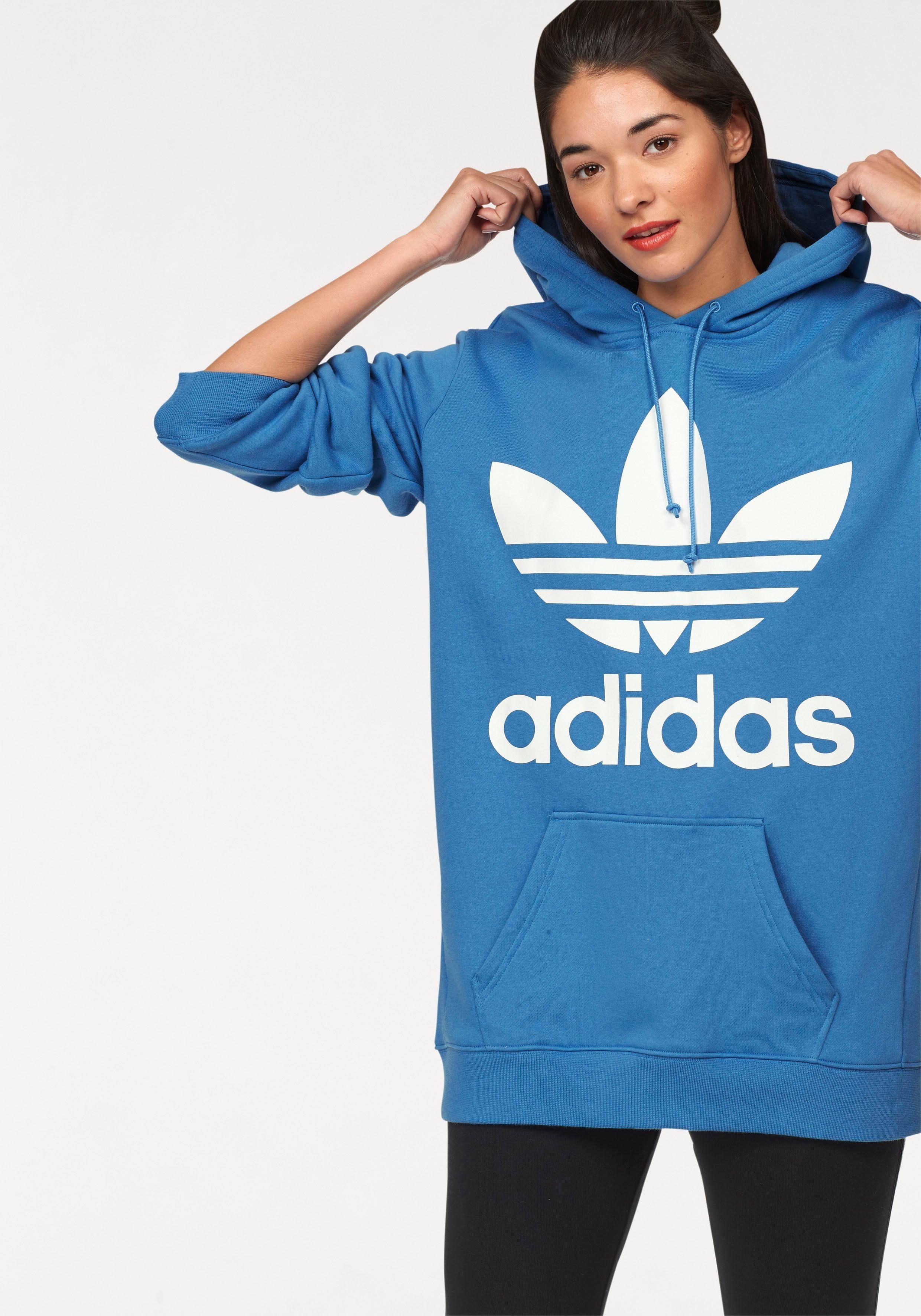 adidas Originals Kapuzensweatshirt »BIG TREFOIL HOODIE« online kaufen | OTTO