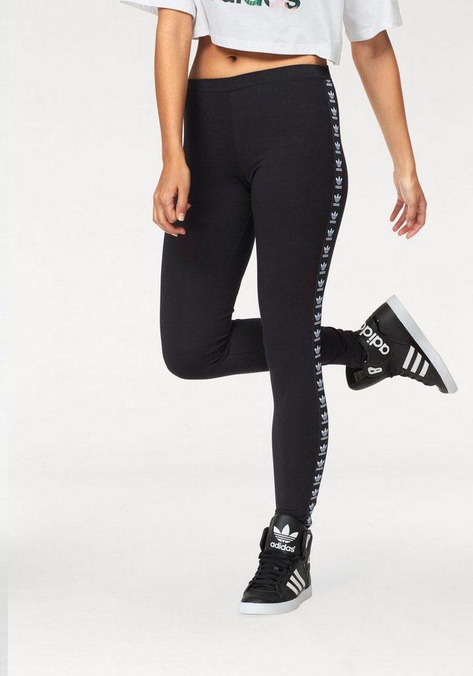 2572128c81d adidas Originals Leggings »TREFOIL TIGHT«, Logoband seitlich online ...
