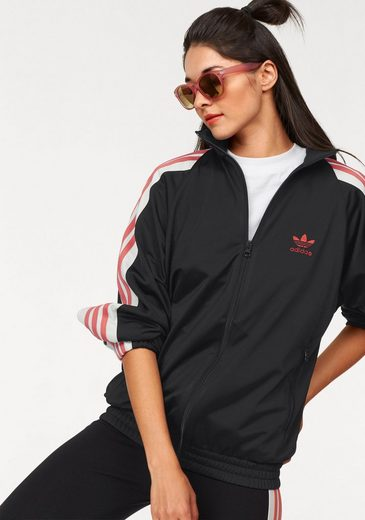 adidas Originals Trainingsjacke »TRACK TOP« Ärmel aufknöpfbar