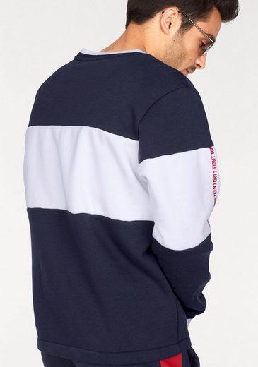 Puma Crew Block »rebel Sweatshirt Fl« Rn0wr8Rqx