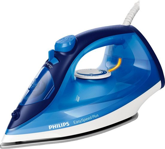 Philips Dampfbügeleisen EasySpeed Plus GC2145/20, 2100 W