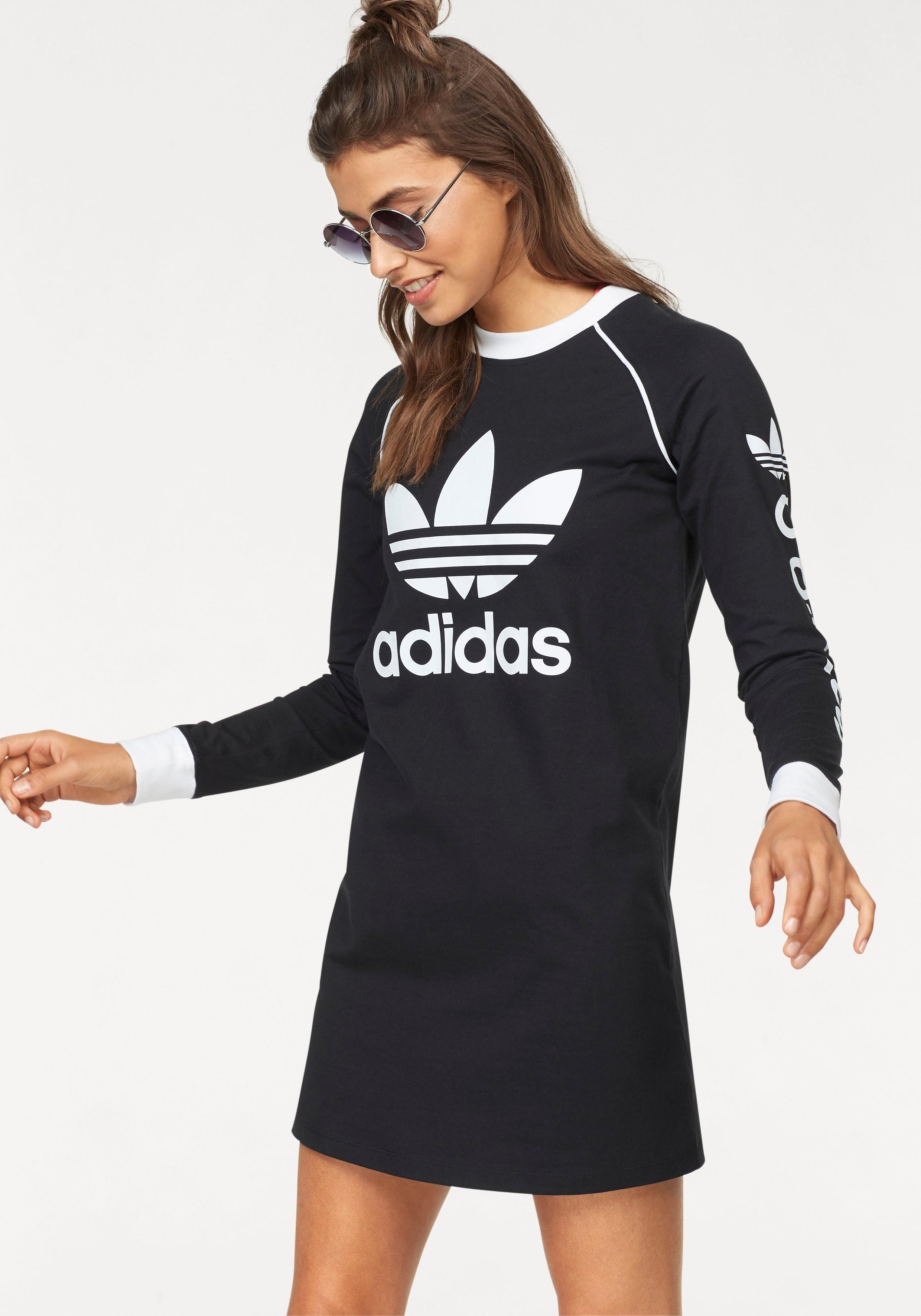adidas Originals Jerseykleid »DRESS«, Jerseykleid von adidas Originals online kaufen | OTTO