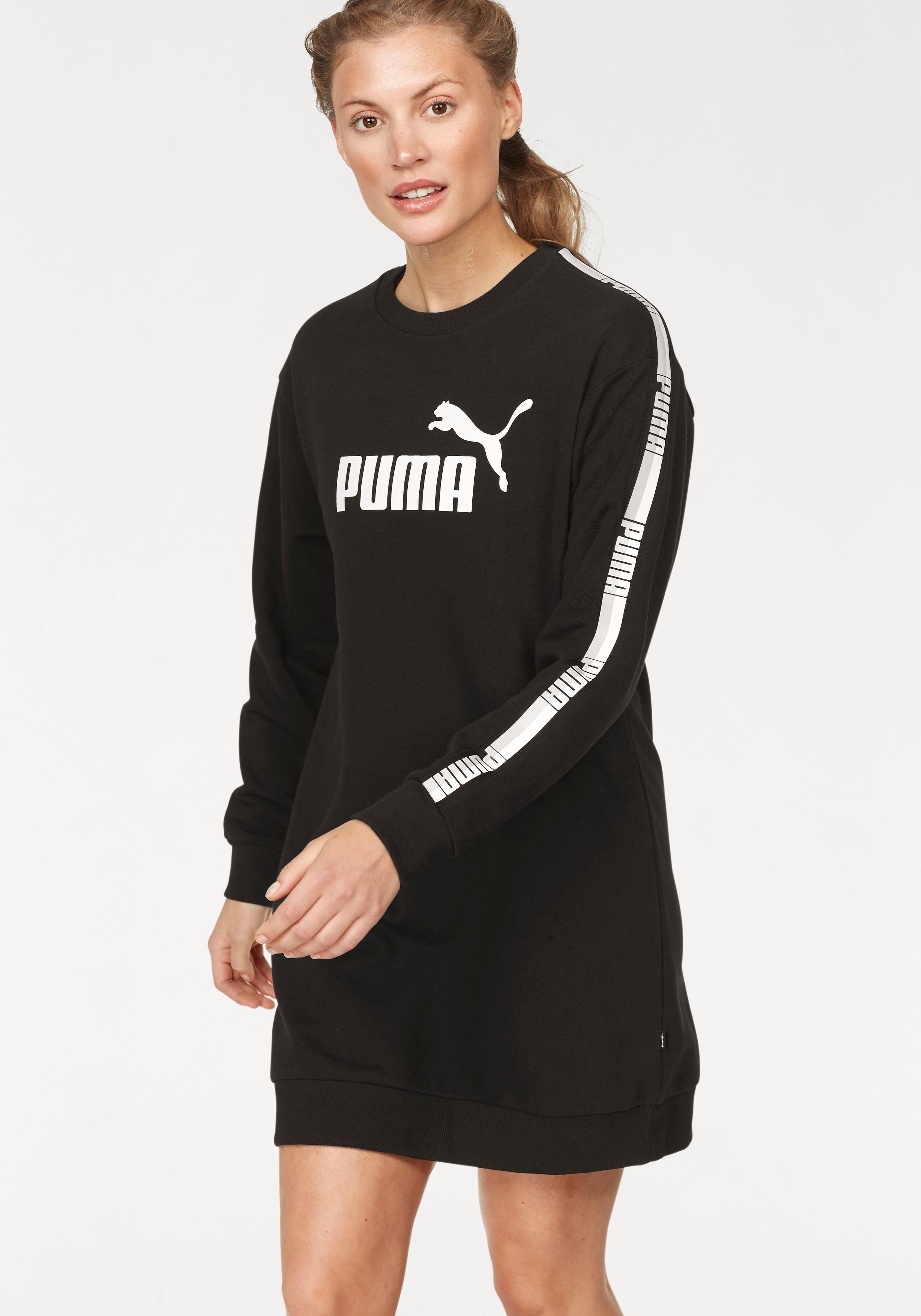 PUMA Sweatkleid »TAPE DRESS TR«