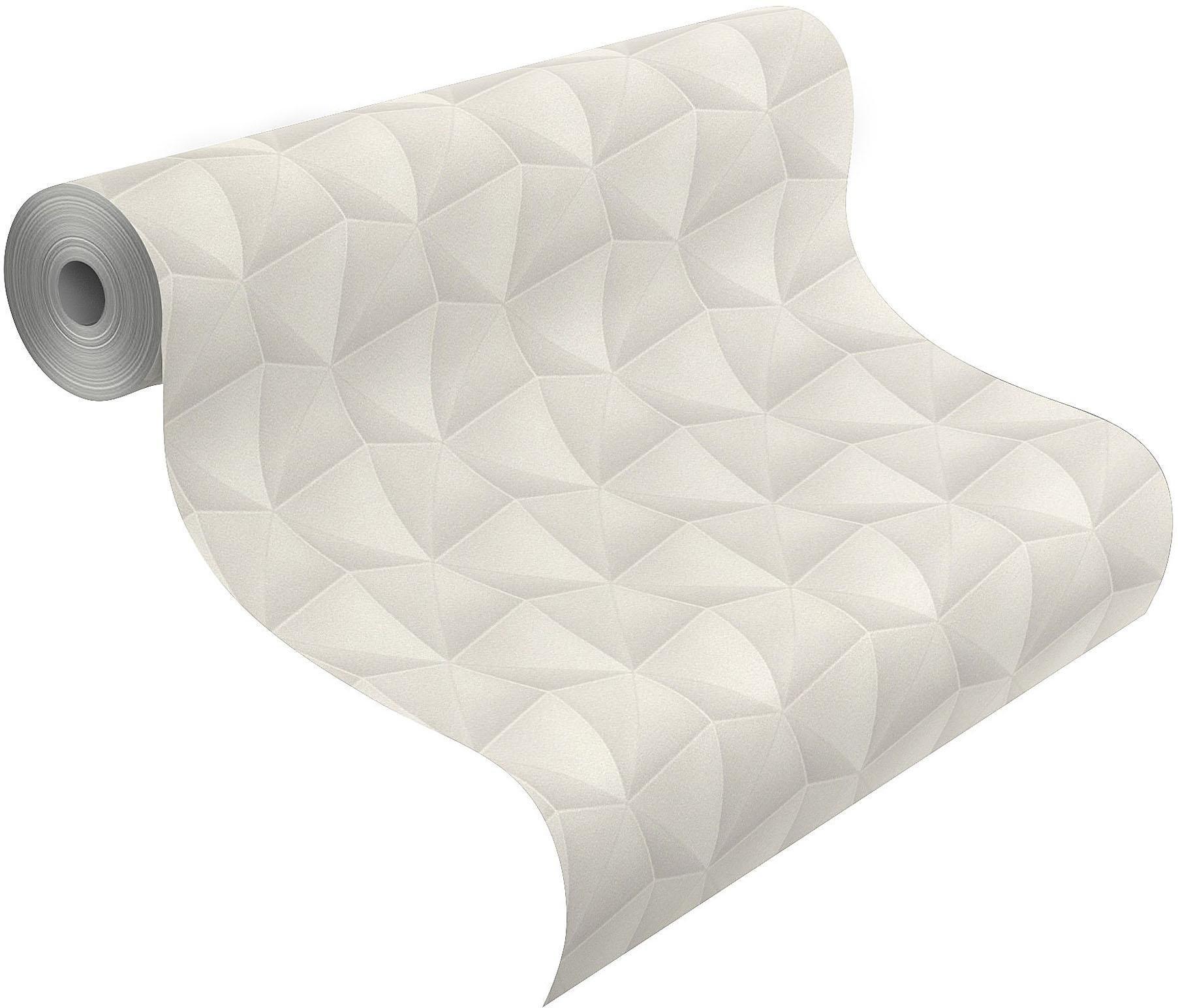 Vliestapete, Rasch, »Deco Style« | Baumarkt | Muster - White | Rasch