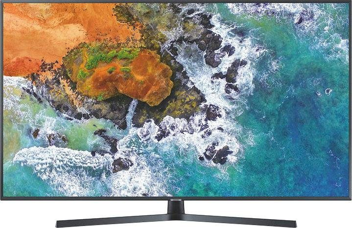 Samsung UE55NU7409UXZG LED-Fernseher (55 Zoll, 4K Ultra HD, Smart-TV)