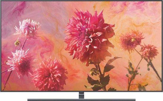Samsung Premium GQ55Q9FNGTXZG QLED-Fernseher (138 cm/55 Zoll, 4K Ultra HD, Smart-TV)