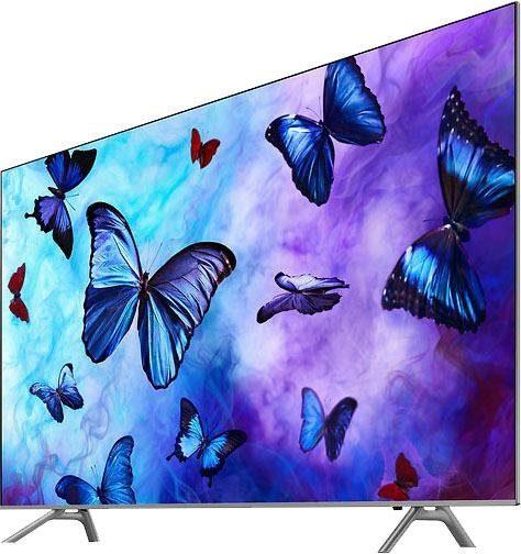 Samsung GQ55Q6FNGTXZG QLED-Fernseher (138 cm/55 Zoll, 4K Ultra HD, Smart-TV)