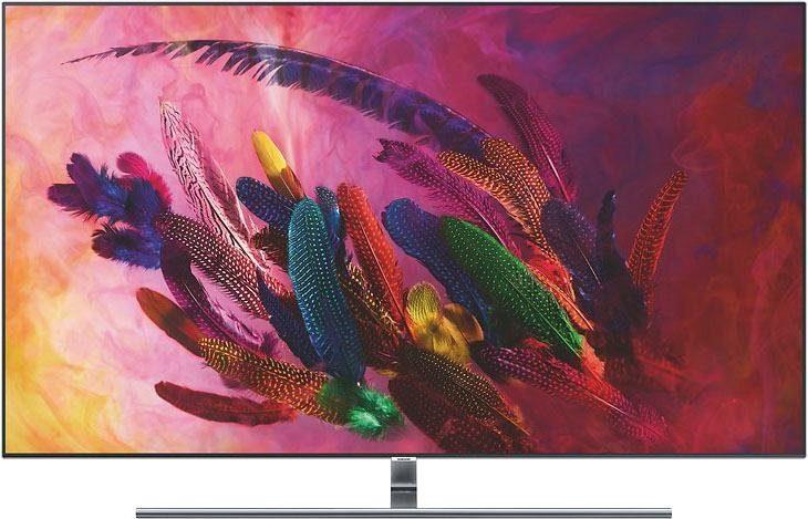 Samsung Premium GQ65Q7FNGT QLED-Fernseher (163 cm/65 Zoll, 4K Ultra HD, Smart-TV)