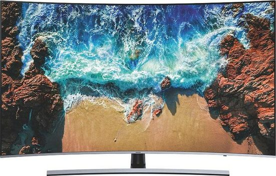 Samsung UE55NU8509T Curved-LED-Fernseher (138 cm/55 Zoll, 4K Ultra HD, Smart-TV)