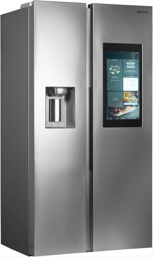 Samsung Side-by-Side RS8000 RS68N8941SL/EF, 178 cm hoch, 91,2 cm breit, No Frost