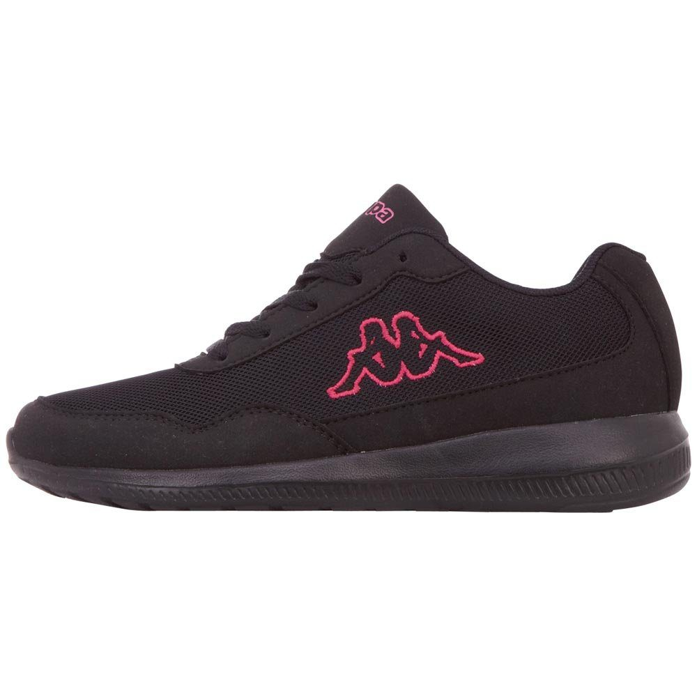 KAPPA Sneaker FOLLOW OC online kaufen  black#ft5_slash#pink