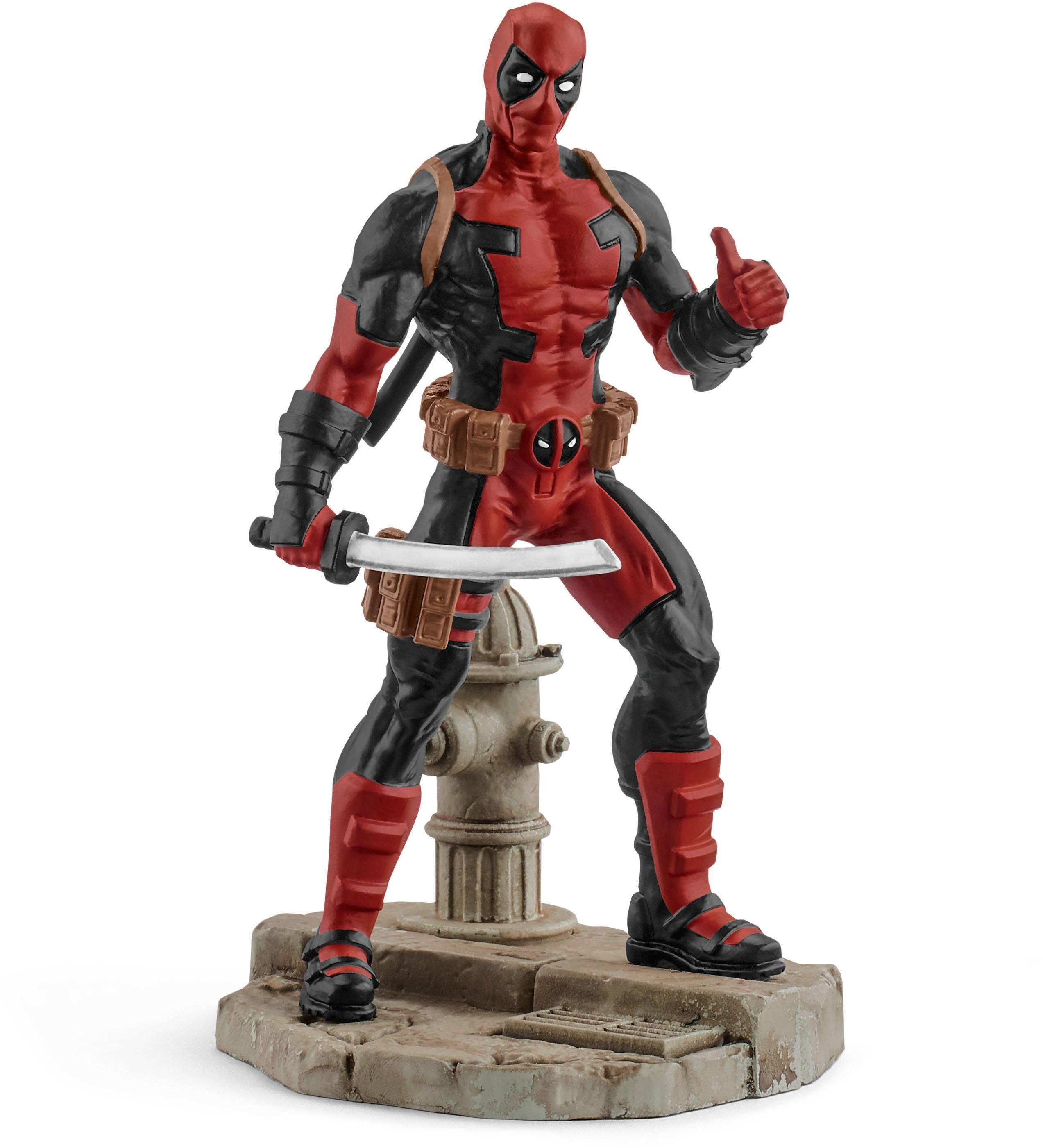 Schleich® Spielfigur (21511), »Marvel, Deadpool«