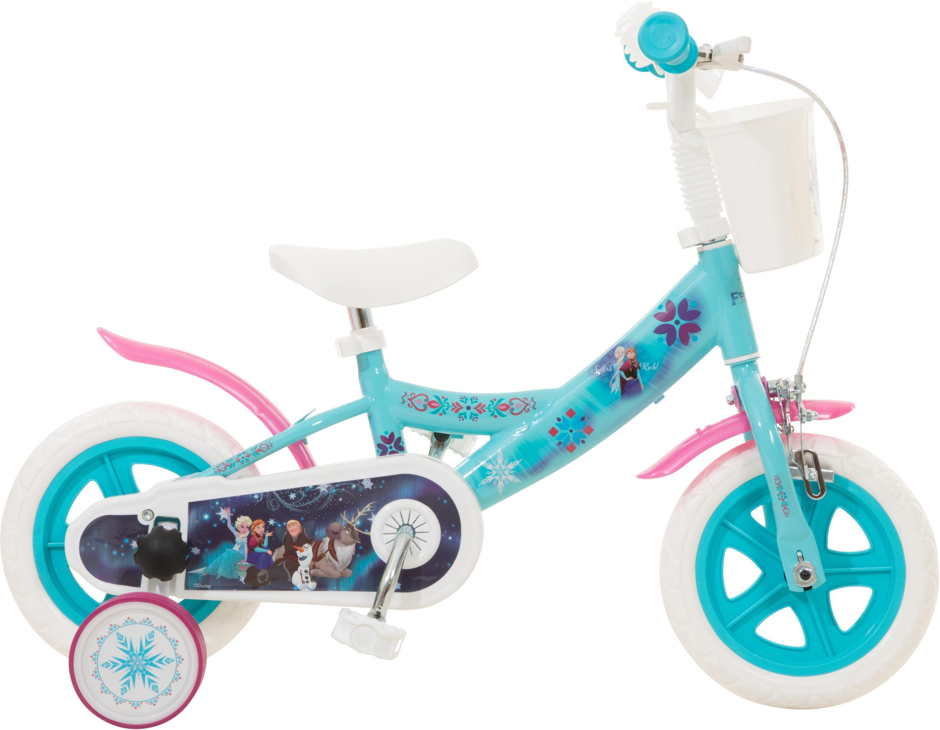 Disney Kinderfahrrad »Frozen«, 1 Gang