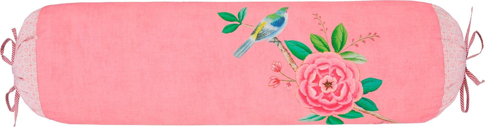 Nackenrolle »Good Morning«, , mit Blumen