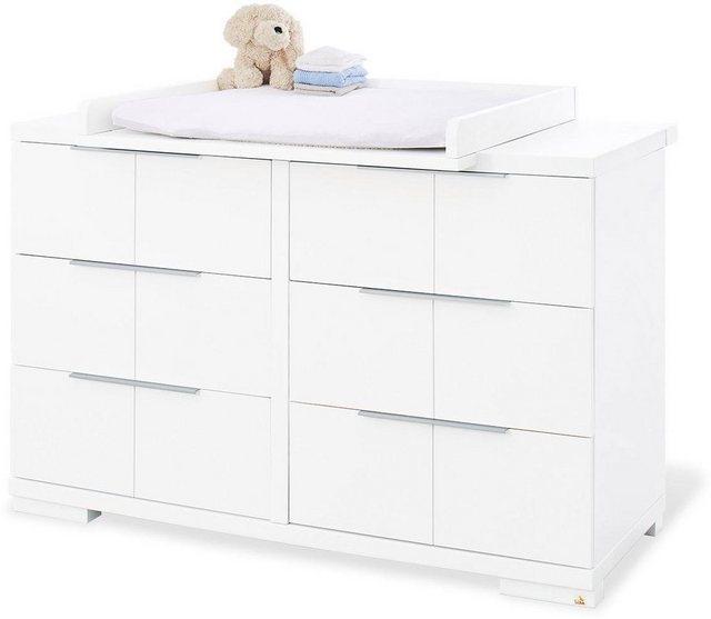 Babyzimmer - Pinolino® Babyzimmer Komplettset »Polar«, (Set, 3 tlg), extrabreit groß  - Onlineshop OTTO