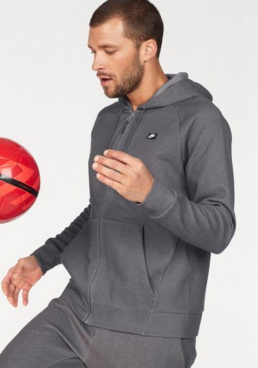 Nike Sportswear Kapuzensweatjacke »NSW OPTIC HOODIE FZ«
