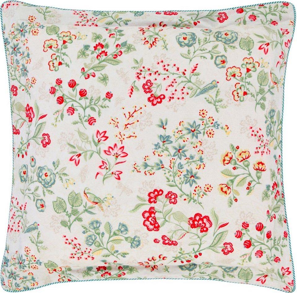 dekokissen jaipur flower pip studio mit floralem. Black Bedroom Furniture Sets. Home Design Ideas