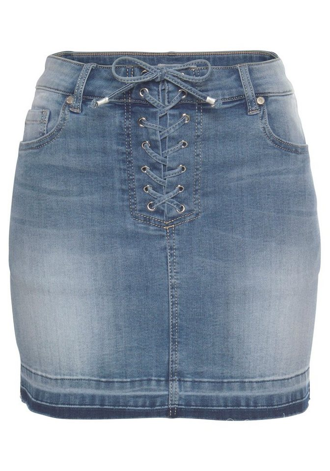 HaILY'S Jeansrock »ENISA«