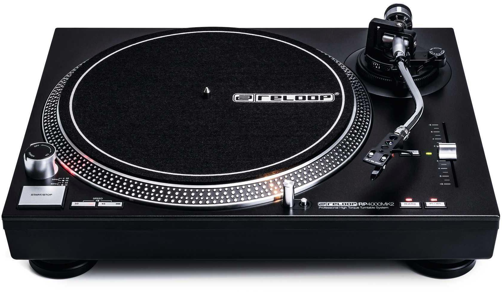Reloop DJ Plattenspieler, »RP-4000 MK2«
