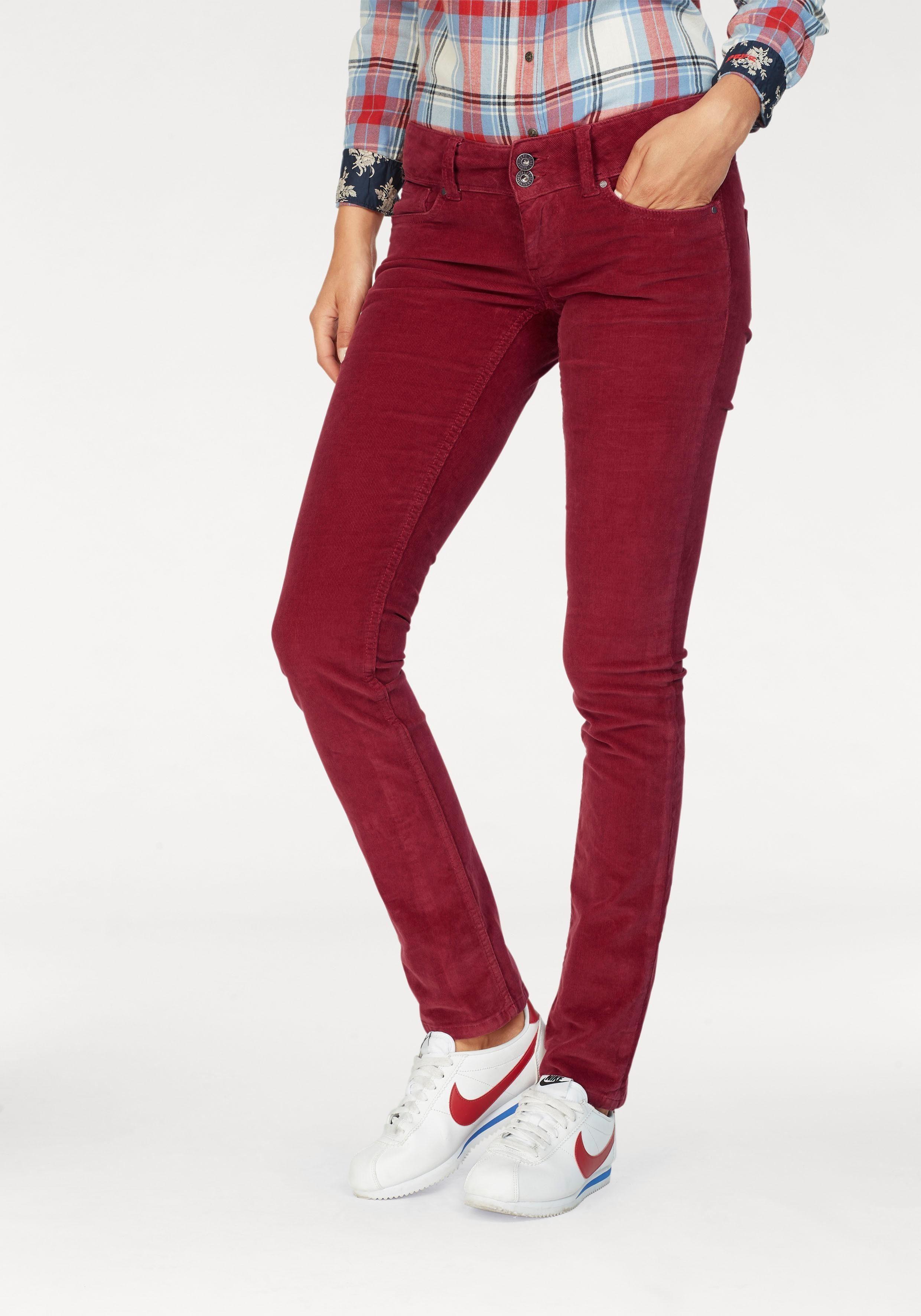Pepe Jeans 5-Pocket-Hose »VERA« in Slim-Fit