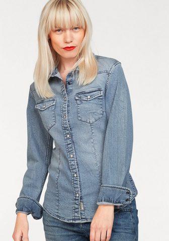 HERRLICHER Джинсовая блузка »LILIEN«