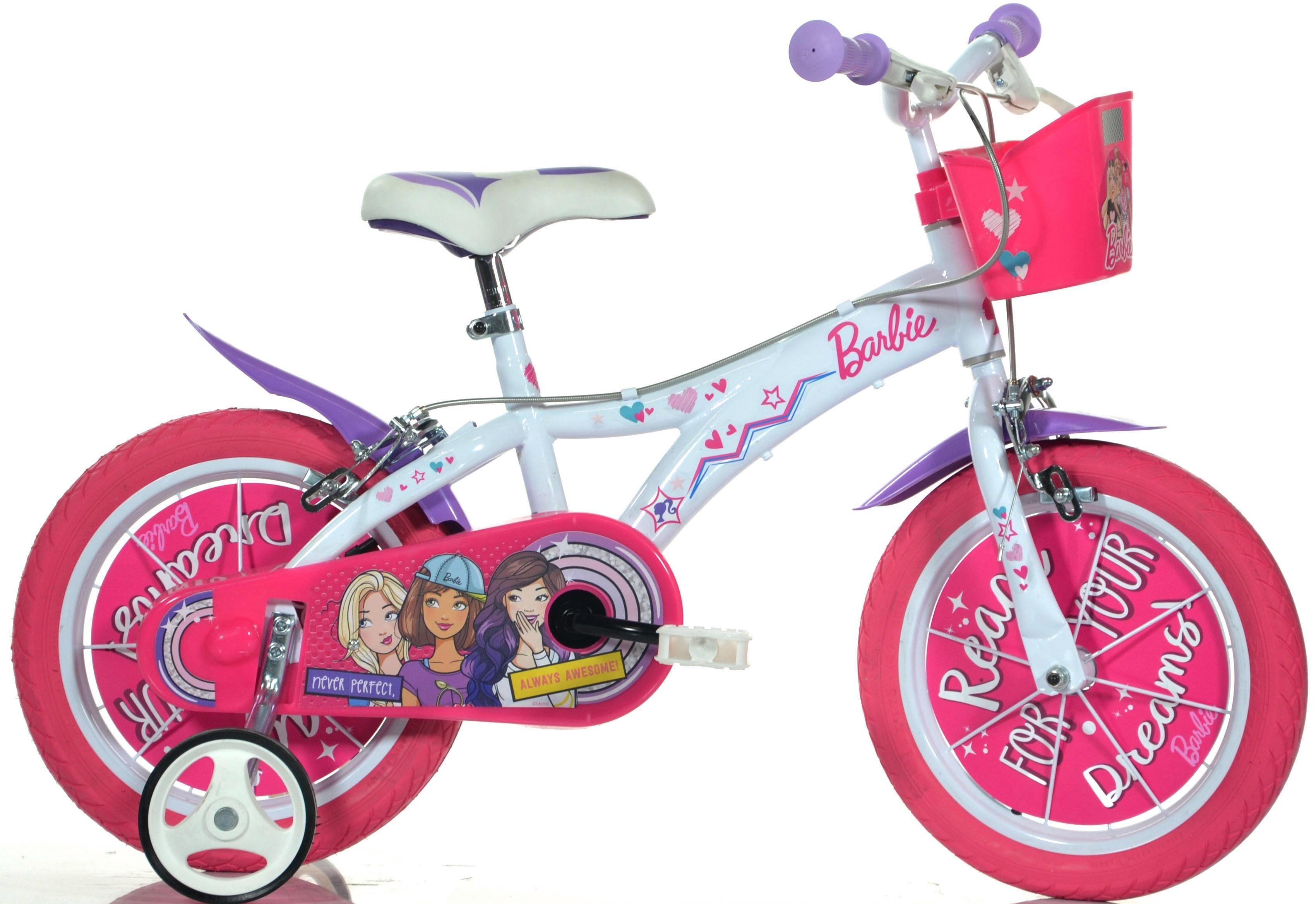 Barbie Kinderfahrrad »Barbie«, 1 Gang