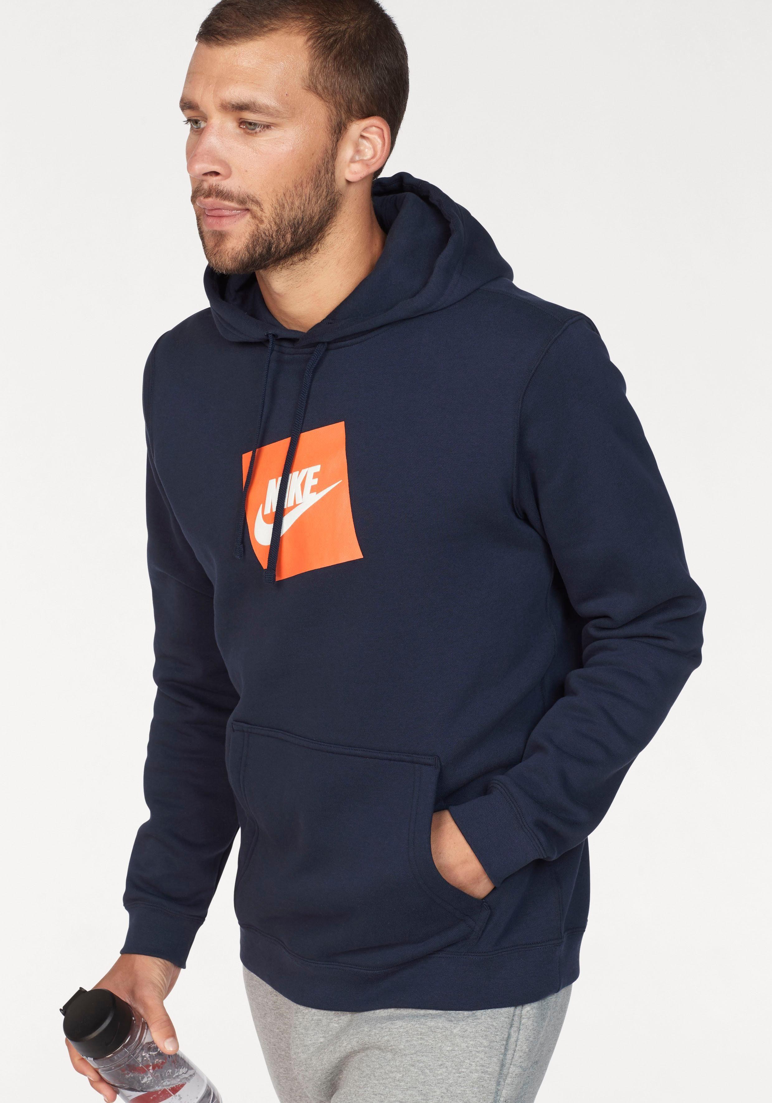 Nike Sportswear Kapuzensweatshirt »NSW HBR HOODIE PO FLEECE« online kaufen | OTTO