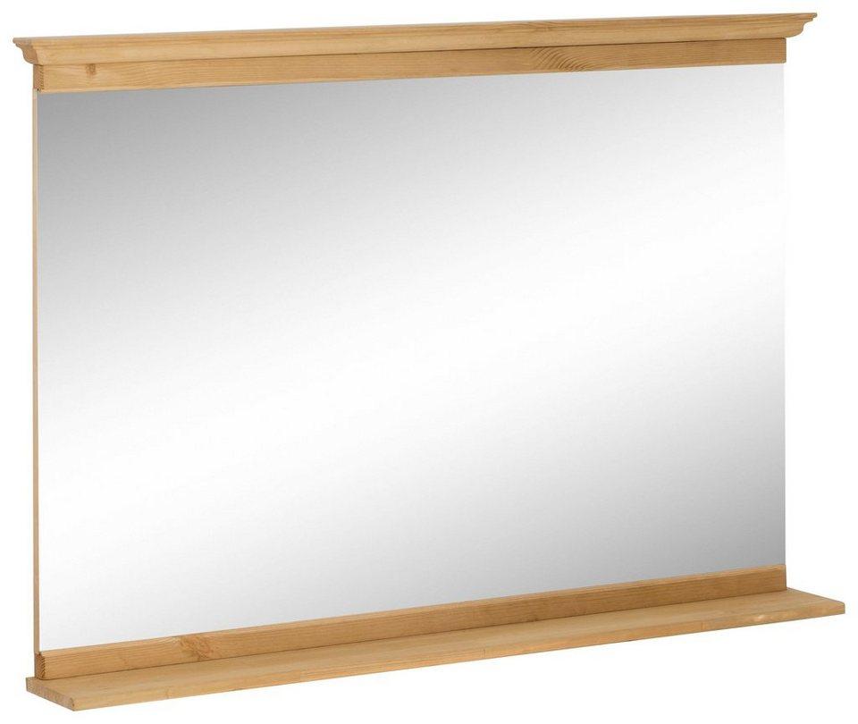 Welltime spiegel tili mit ablage breite 100 cm otto for Smart breite mit spiegel