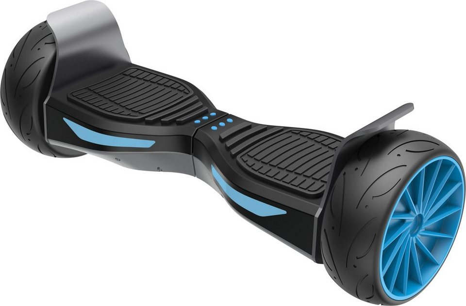 provision hoverboard balance board hype 6000 800 w 15. Black Bedroom Furniture Sets. Home Design Ideas