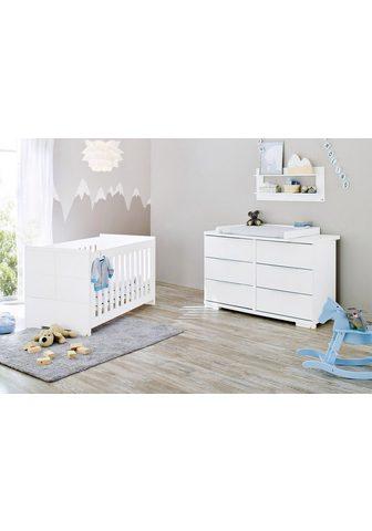 PINOLINO ® Babymöbel-Set »Polar« (Spar-Set 2-tl...