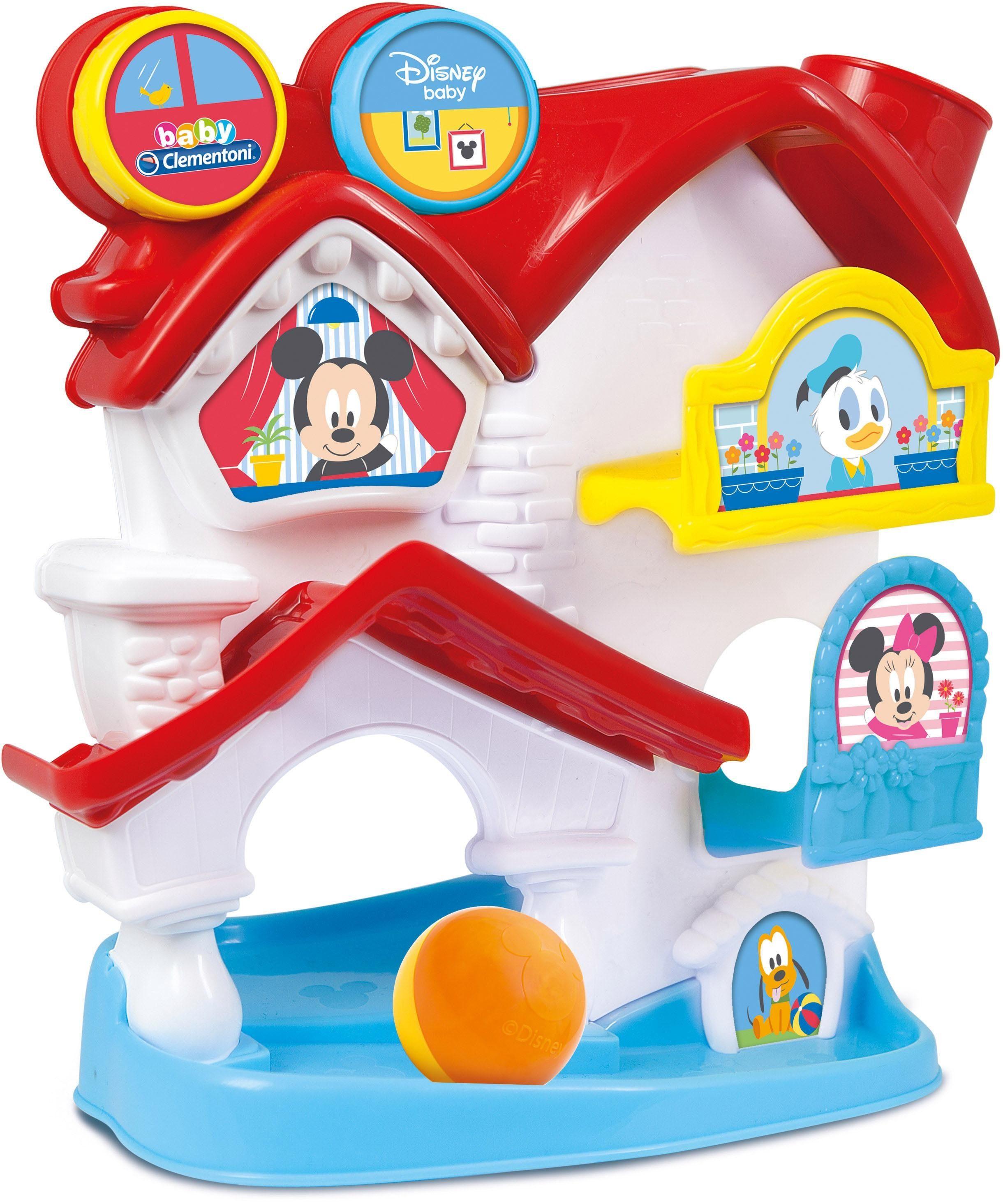 Clementoni Lernspielzeug, »Disney Kugelbahn«
