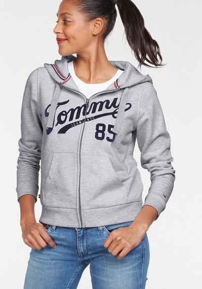 Tommy Hilfiger Damen Sweatjacken online kaufen   OTTO 24ba0f7bbc