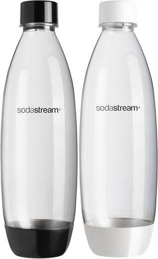 SodaStream Wasserkaraffe, (Set, 2-tlg), passend für den SodaStream »Easy«