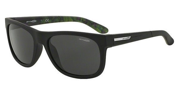 Arnette Herren Sonnenbrille »FIRE DRILL LITE AN4206«, schwarz, 228687 - schwarz/grau